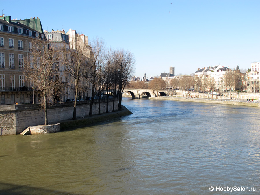 Река Сена