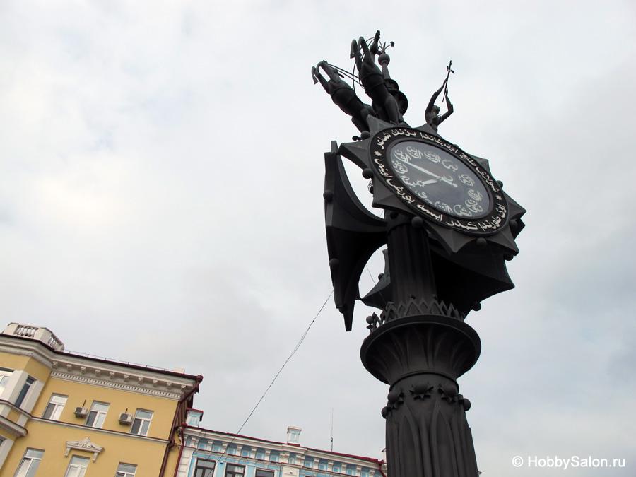 часы на баумана фото зимой поселенцы создали